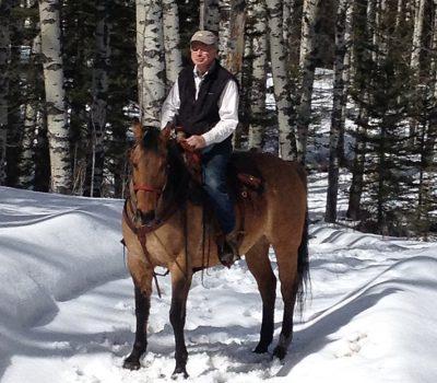 IH - riding winter