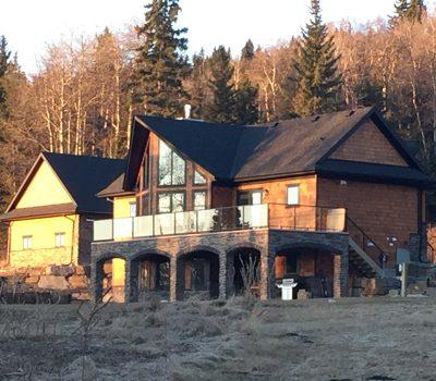 IH - staff house